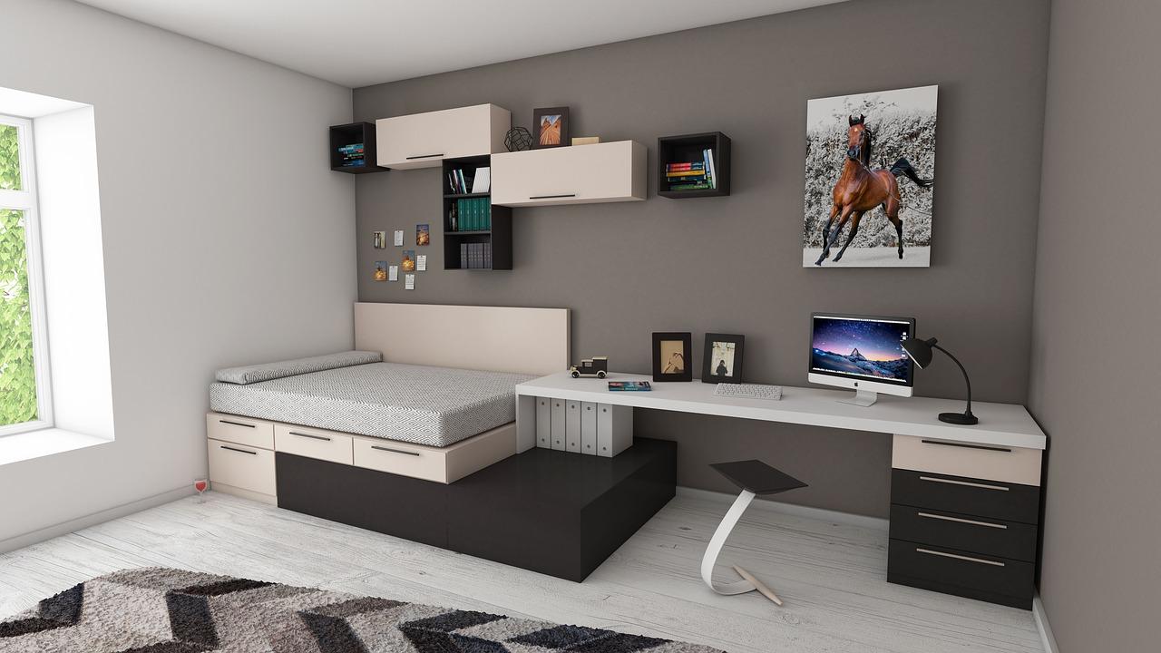 3 conseils pour bien décorer la chambre d'un adolescent