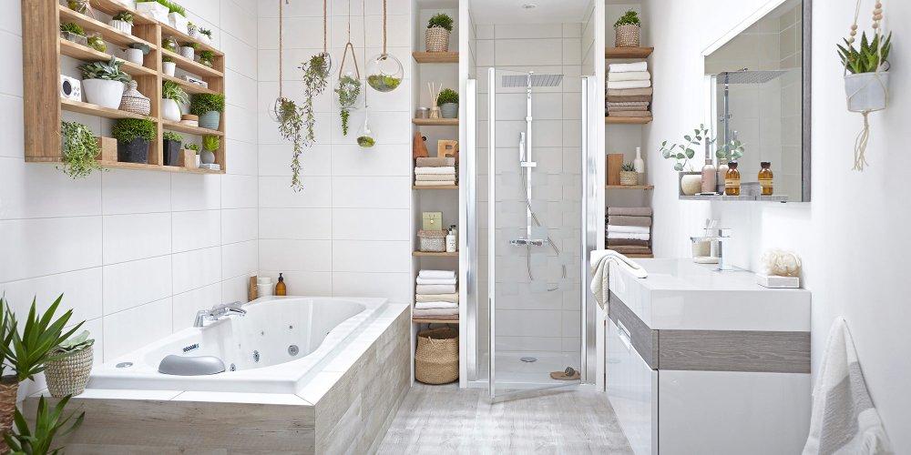 Déco salle de bains : nos meilleures idées pour lui donner ...